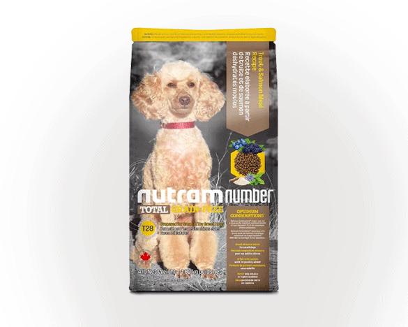 纽顿T28全龄犬犬粮6Kg(去骨鳟鱼&三文鱼肉配方)