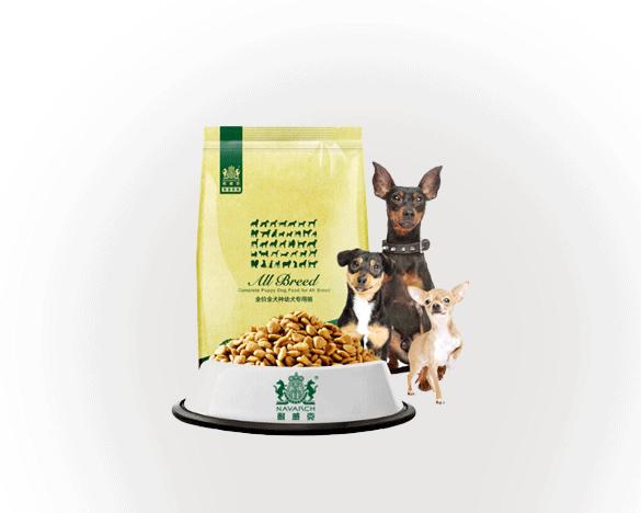 耐威克全犬种通用幼犬狗粮2.5kg 鸡肉味
