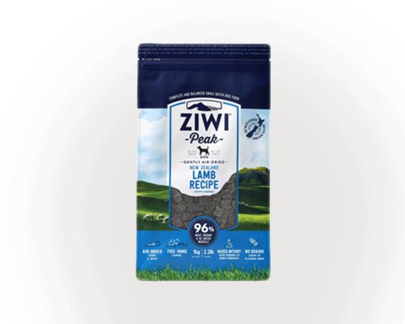 [直接买]正品标!新西兰巅峰风干羊肉全犬粮4kg