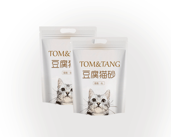 [助攻40次]TOM&TANG豆腐猫砂6L*2包仅0.99元!
