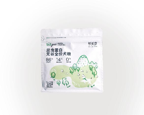 [直接买]昆虫计划 昆虫蛋白无谷全价全犬粮375g