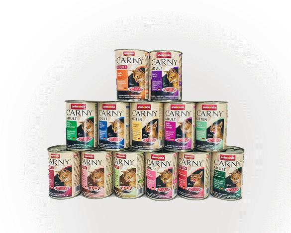 [直接买]德国Carny卡尼成猫主食罐400g*13罐,13口味