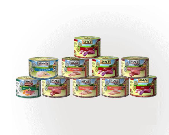[三人团] 德国迈格仕全阶段无谷主食罐200g*10罐