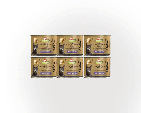 德国granatapet第三交响乐鹿肉鸡肉猫罐6罐装