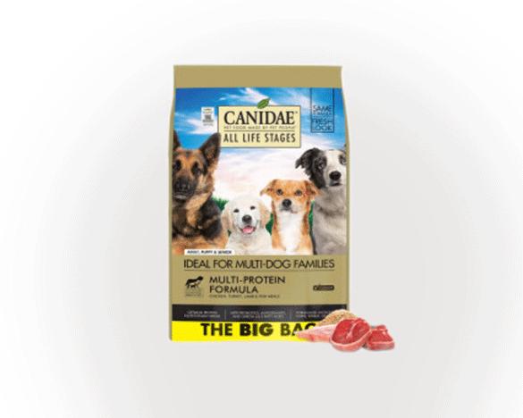 [直接买]正品无标!卡比四种肉全犬种全期犬粮44磅