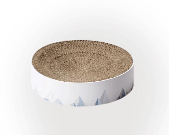 pidan山谷猫抓板 优质瓦楞纸细密整洁