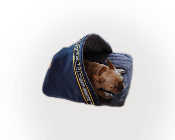华元宠具狗狗睡袋S号(适用10斤内宠物)