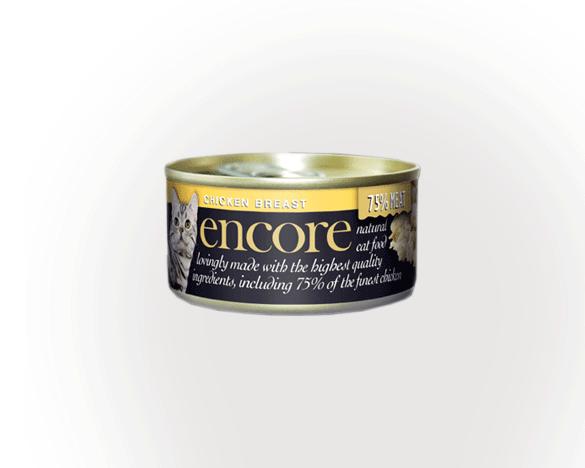 英国安可全猫罐鸡肉口味(70g*24罐)