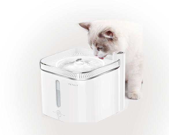 小佩智能宠物饮水机2代(白色)