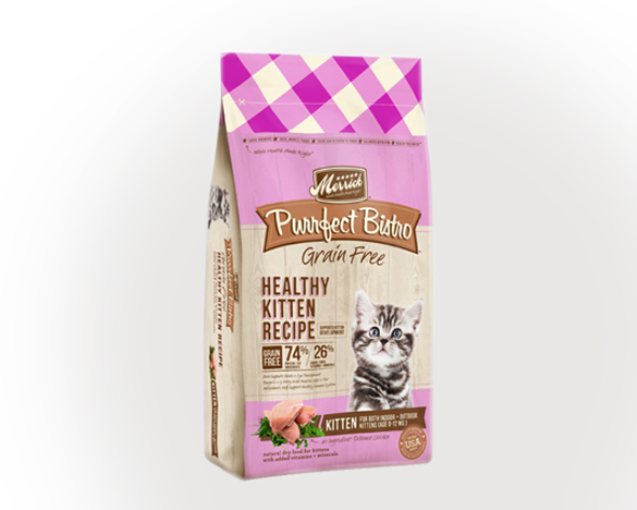 萌多标! 麻利无谷鸡肉火鸡幼猫粮7磅(2021年1月)