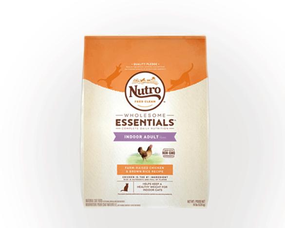 [直接买]正品标!美士室内鸡肉糙米配方成猫粮14磅