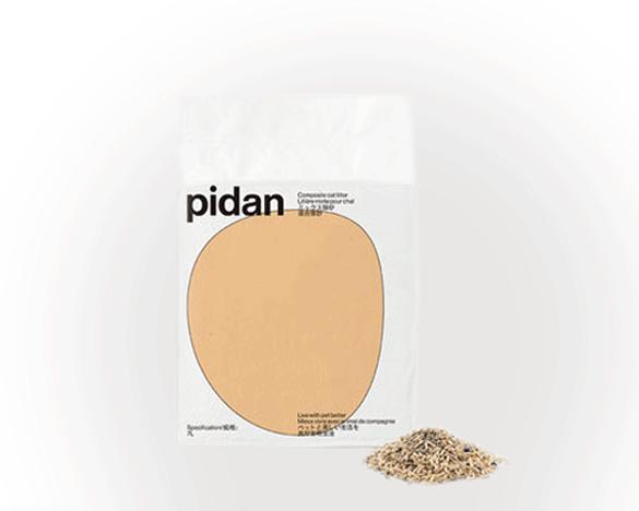 pidan矿土豆腐砂混合装7L*6包组合装