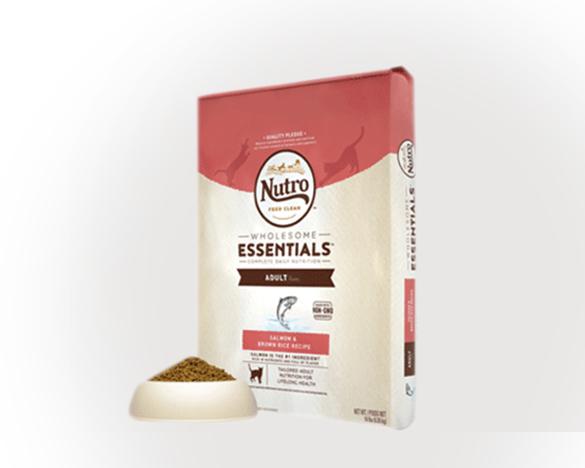[直接买]正品标!美士三文鱼糙米配方成猫粮14磅