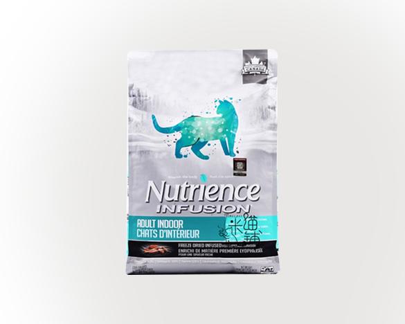全球易供标!纽翠斯天然系列冻干涂层 室内家禽成猫粮 11磅