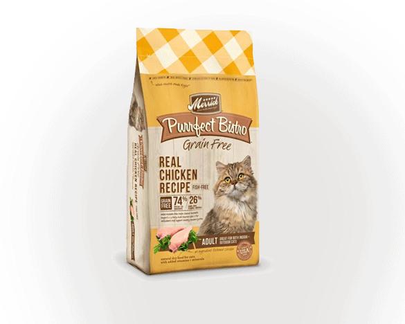 百事得标!麻利无谷天然鸡肉成猫粮12磅