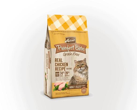 [直接买可用券]百事得正品标!麻利无谷天然鸡肉成猫粮7磅
