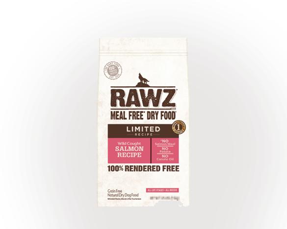 [直接买]正品标!美国RAWZ罗斯低敏无谷全犬粮三文鱼20磅