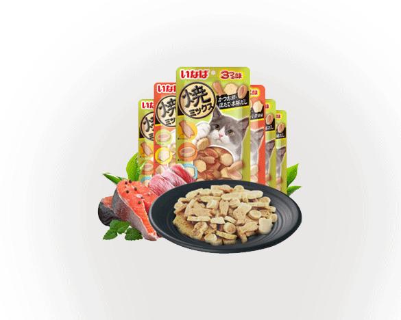 伊纳宝烤海鲜 海鲜扇贝味 30g*6包