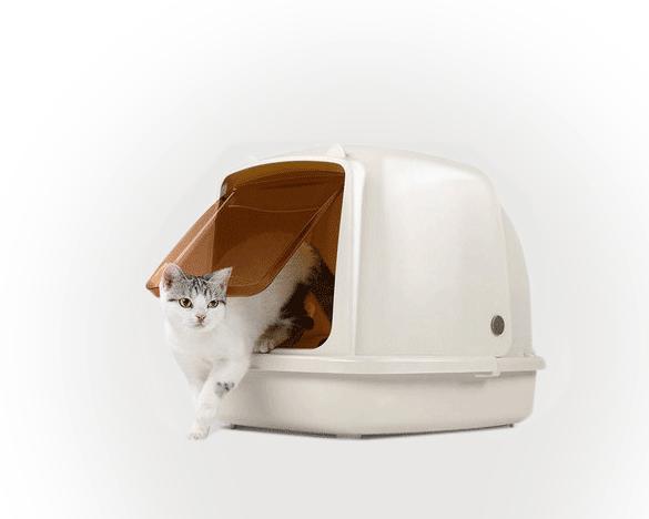 猫乐适猫砂盆大号15L 让主子舒心如厕
